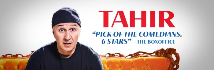 Pick of the Comedians. 6 stars