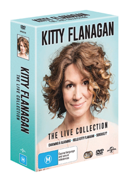 D_Kitty Flanagan – The Live Collection Boxset