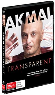 D_Akmal: Transparent