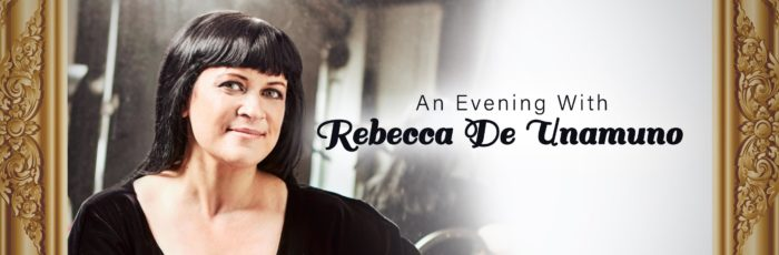 An Evening With Rebecca De Unamuno