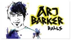 SV_Arj Barker – Balls