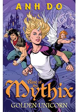 B_Rise of the Mythix: Golden Unicorn
