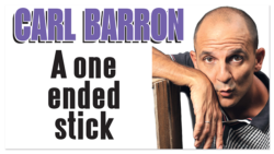 SV_Carl Barron-One Ended Stick