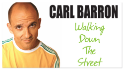 SV_Carl Barron – Walking Down The Street
