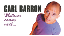 SV_Carl Barron – Whatever Comes Next