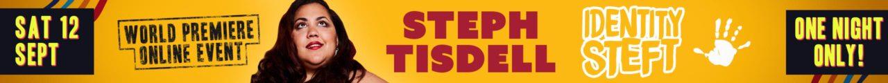 Steph Tisdell – Identity Steft