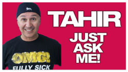 SV_Tahir – Just Ask Me