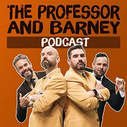 P_The Professor and Barney Podcast