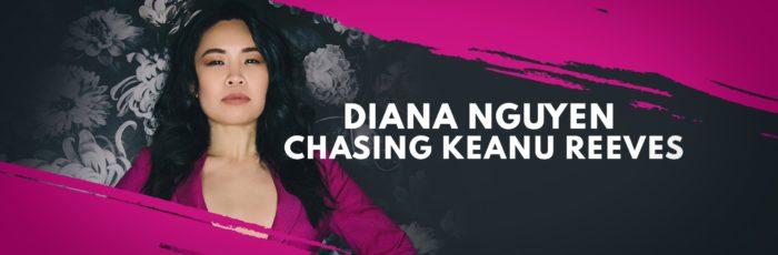 Chasing Keanu Reeves