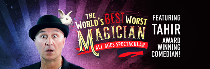 The World's Best Worst Magician