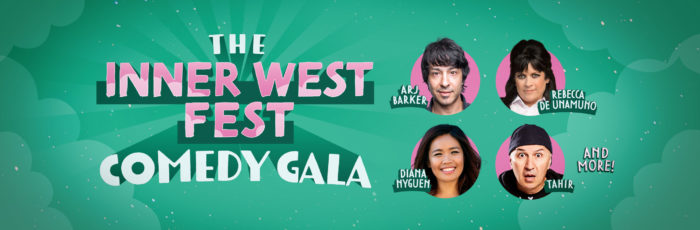 The Inner West Fest Comedy Gala